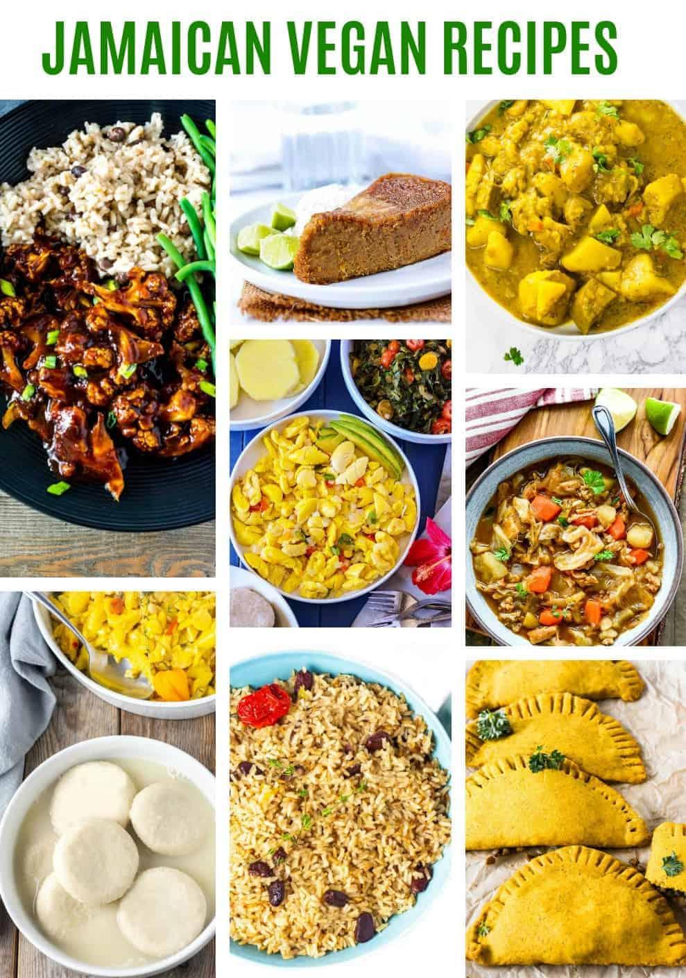 Jamaican Vegan Recipes