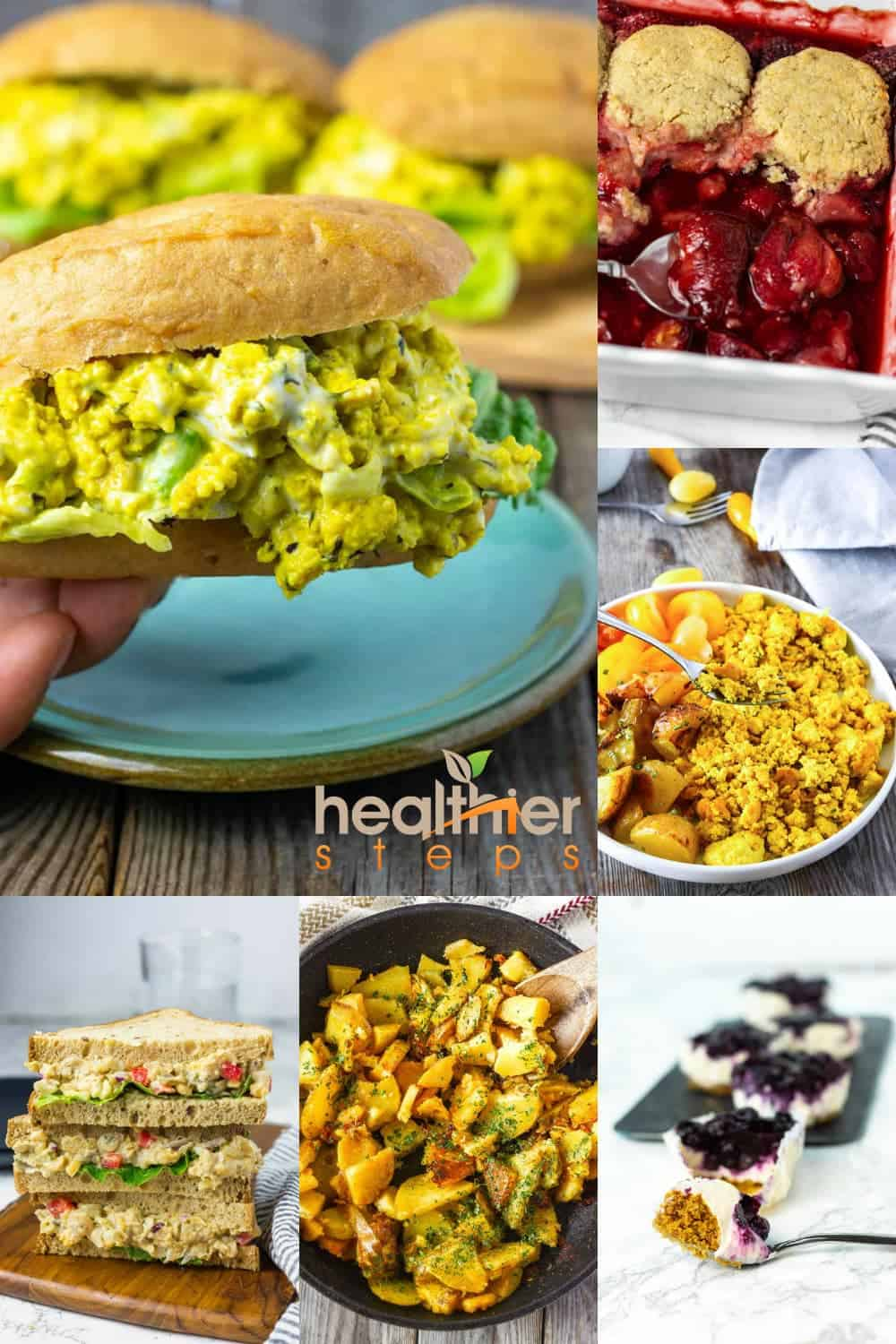 25 Vegan Brunch Ideas Healthier Steps