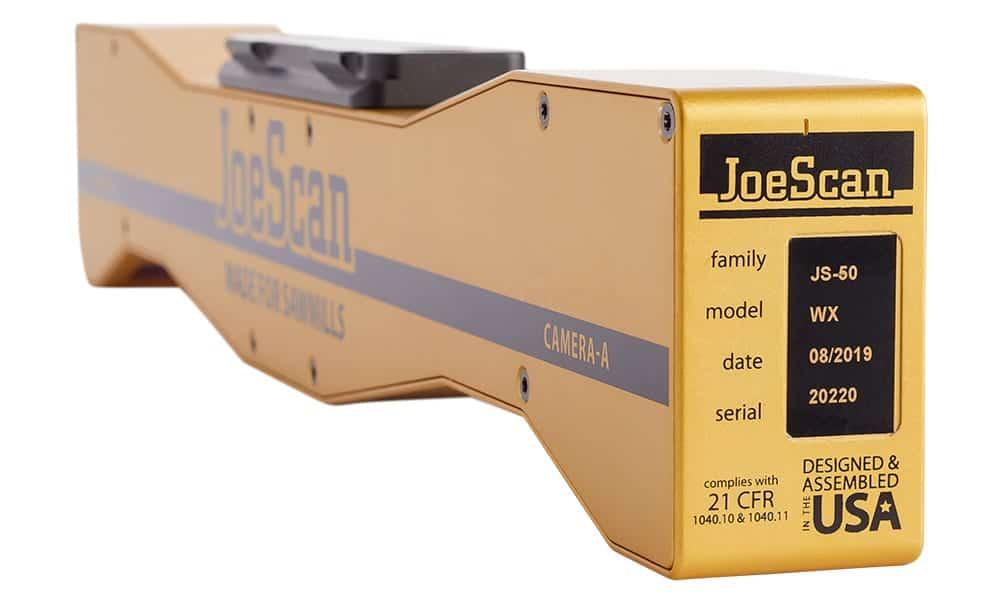 JS-50 Serial # Plate
