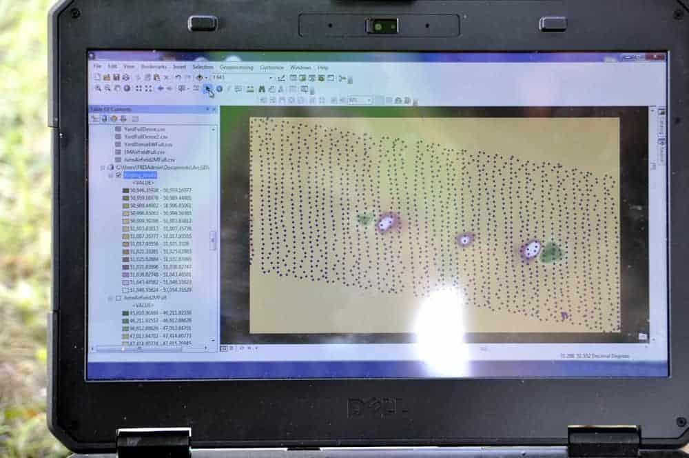 Робоча програма оператора БПЛА з магнітометричним датчиком