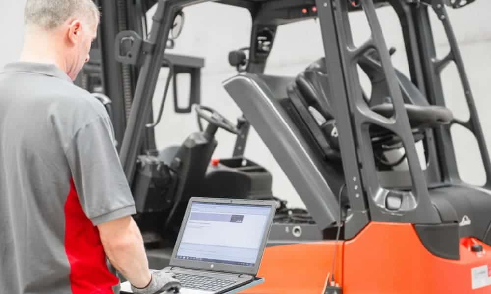 Are you happy with your forklift service provider?