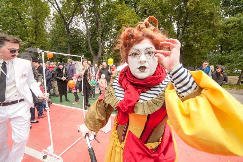 Фестиваль клоунского искусства «ClownFest» Фестиваль клоунского искусства «ClownFest» 6 14
