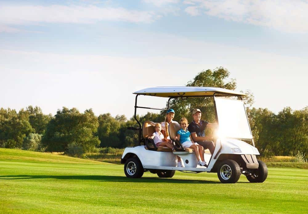 6 Non-Golf Reasons for Buying a Golf Cart