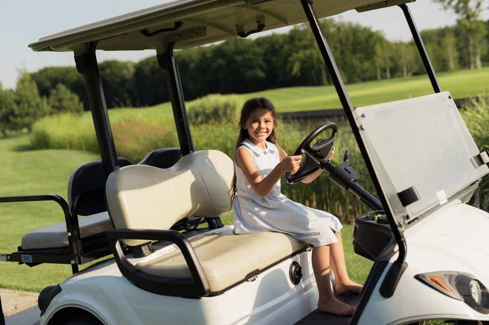 Children's Golf Carts: Should Children Be Driving Them?