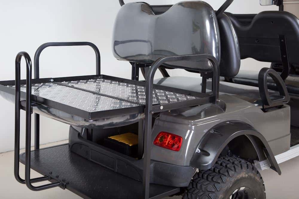 10 Ways to Use an Electric Golf Cart with Utility Bed