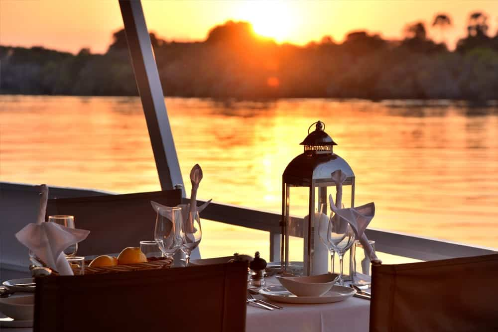 Zambezi Reflections Dinner Cruise