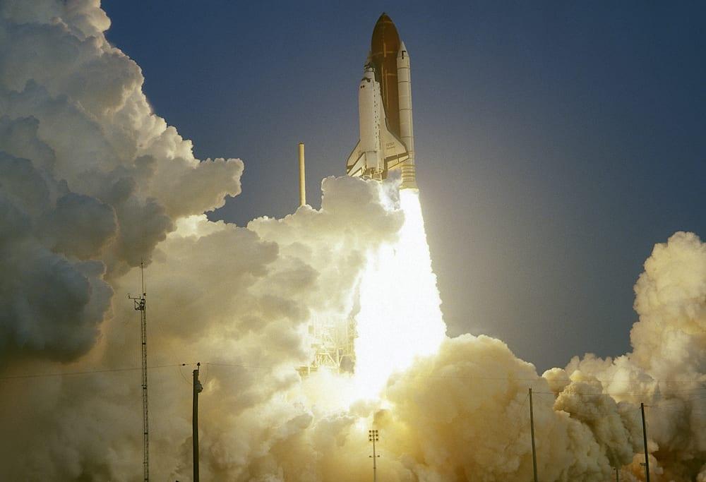 Space Debris and Human Spacecraft