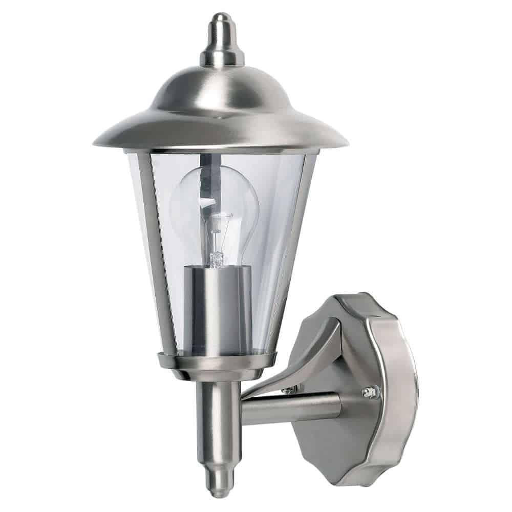 Endon YG-862-SS Klien IP44 1 Light Stainless Steel Outdoor Uplighter