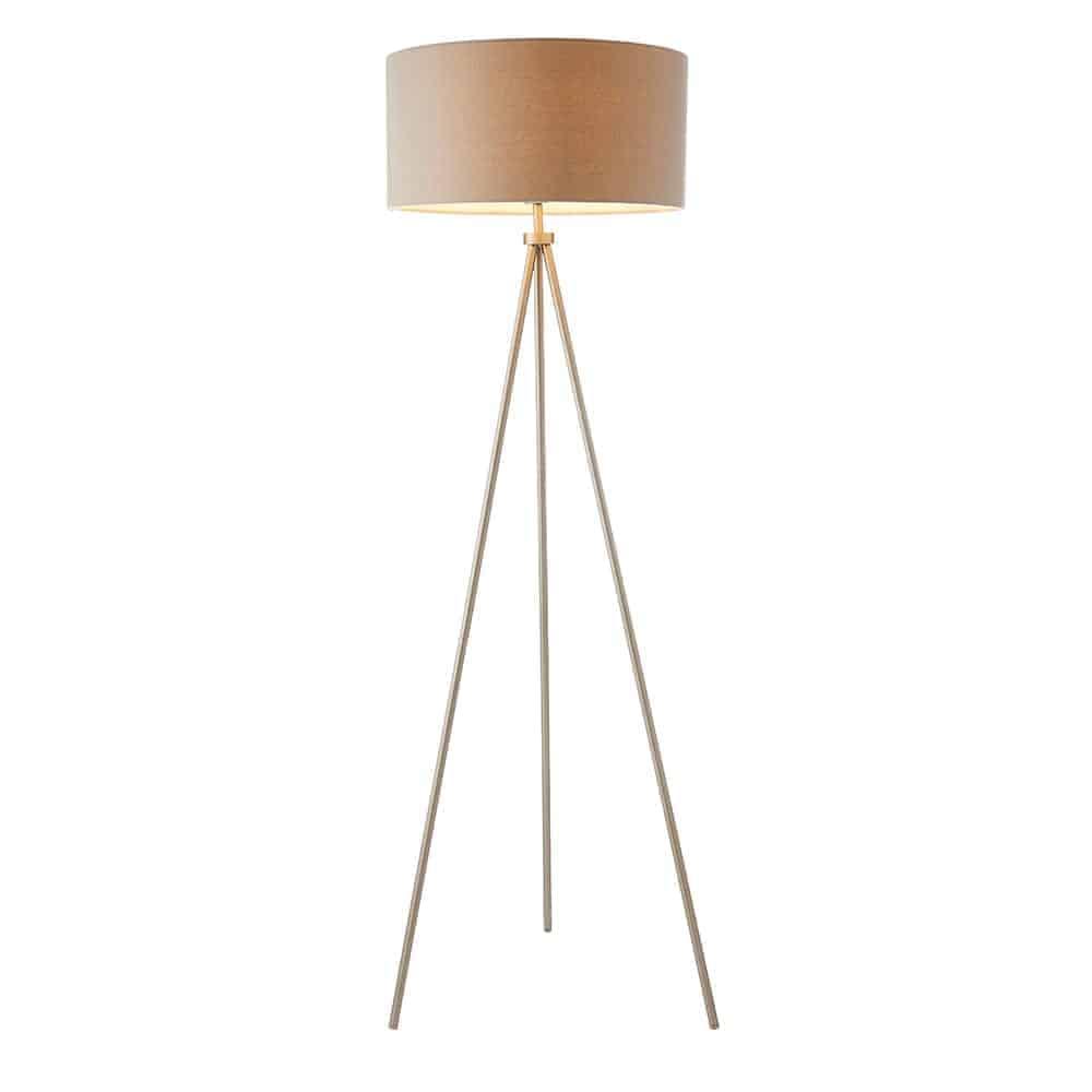 Endon 66987 Tri 1 Light Floor Lamp