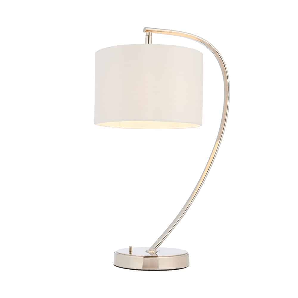 Endon 72389 Josephine 1 Light Table Lamp