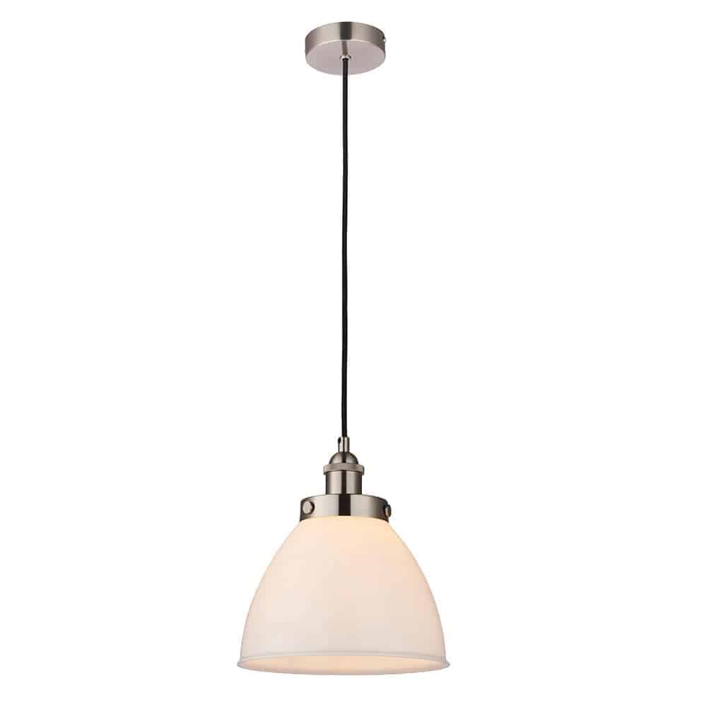 Endon 76758 Rowan 1 Light Pendant