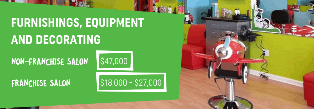 How Much Does it Cost to Open a Kid's Salon Franchise? 5