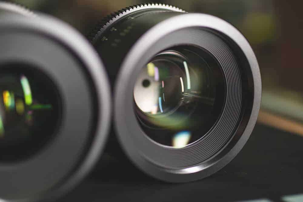 Types of Camera Lenses
