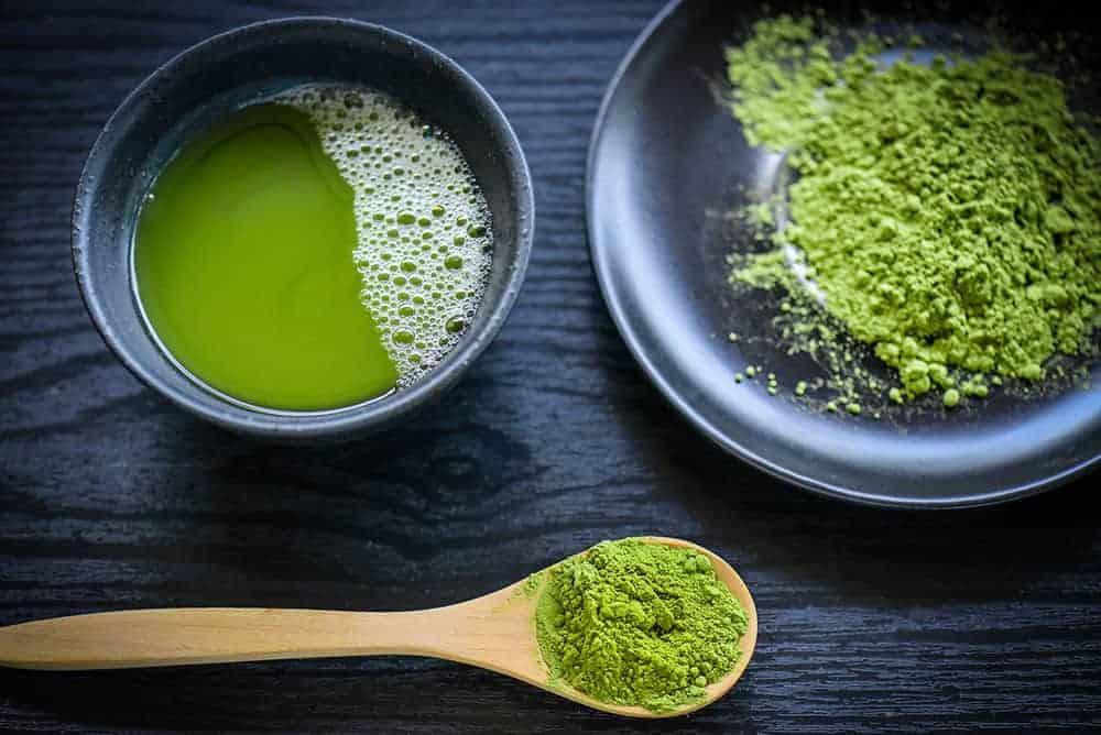 Matcha Tea Superfoods