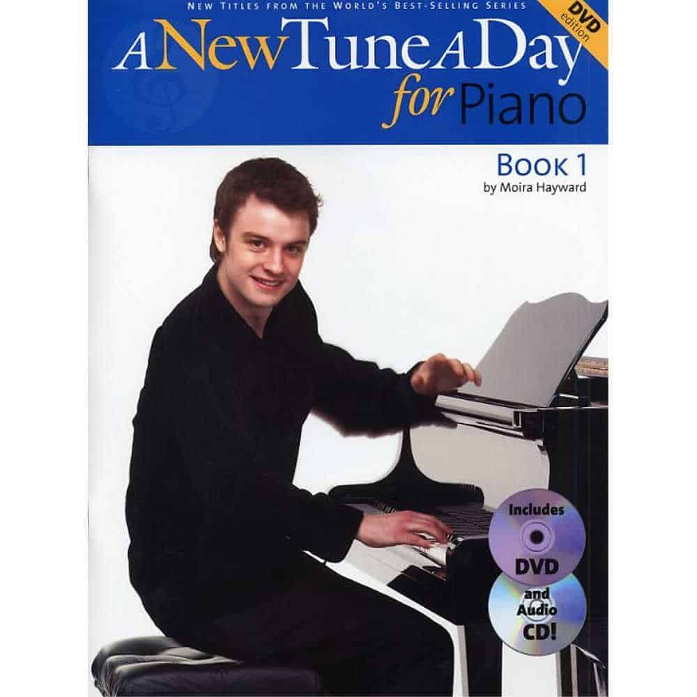 A New Tune A Day For Piano Book 1 Dvd Edition