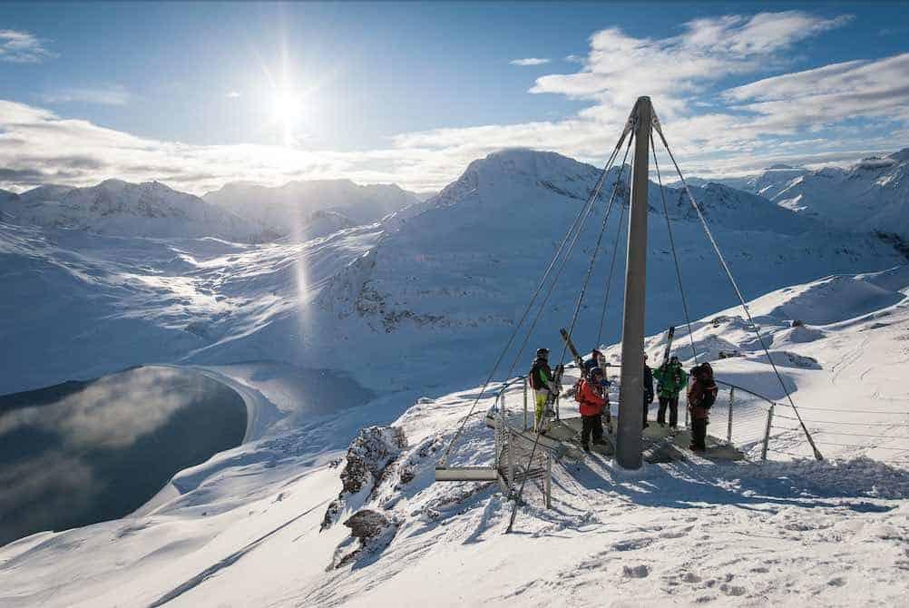 Val Cenis ski