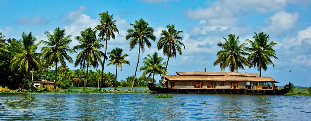 Houseboats in Goa