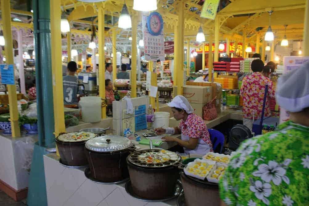 China India town Bangkok