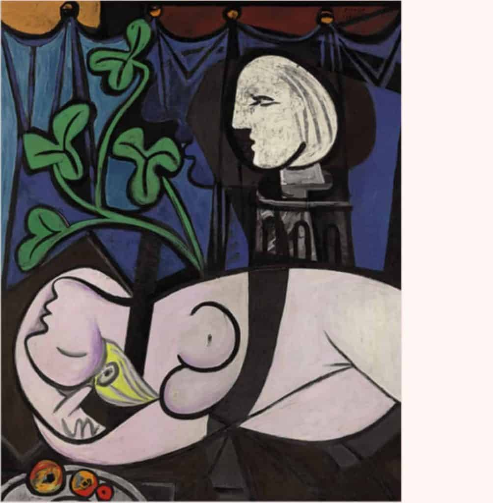 Most expensive paintings, Picasso