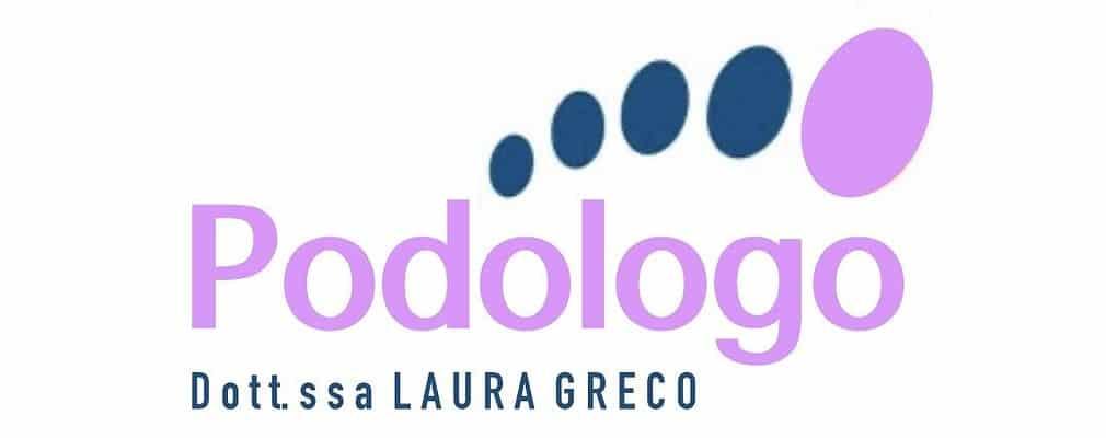 Dott.ssa Laura  Greco Podologo Logo