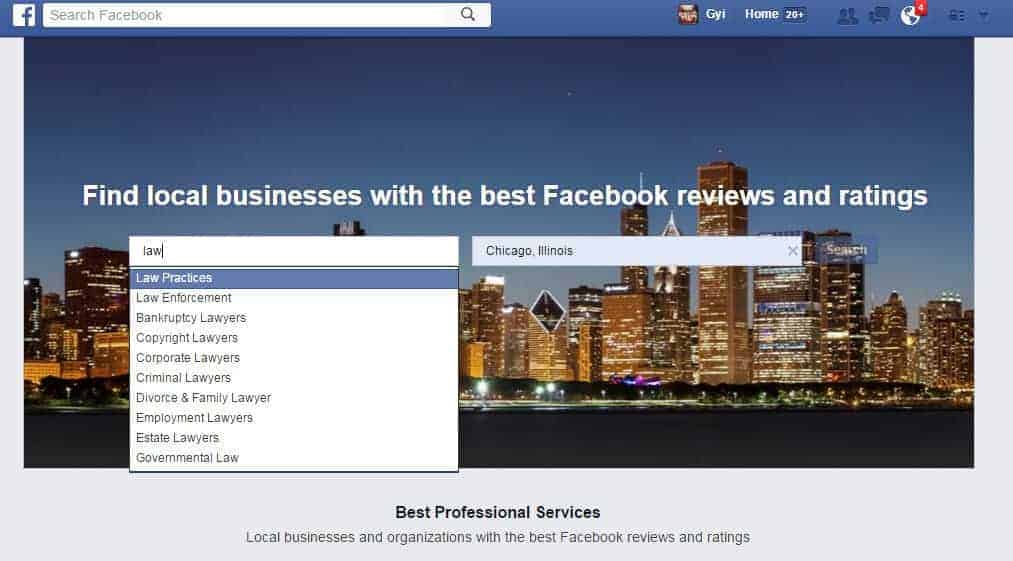 Professional Services   Find Service You need   Facebook