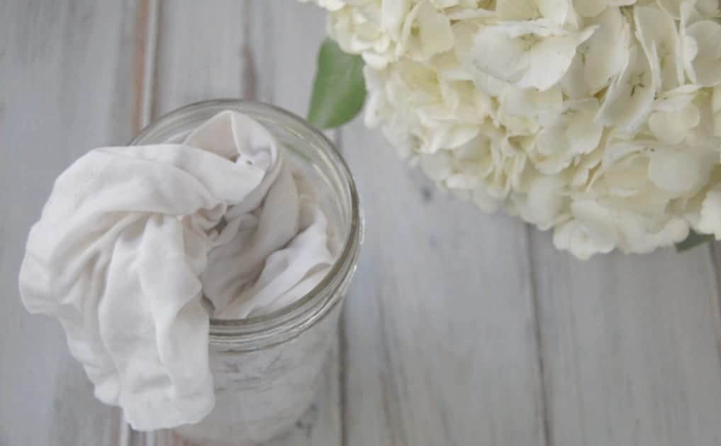 DIY Reusable Disinfecting Wipes