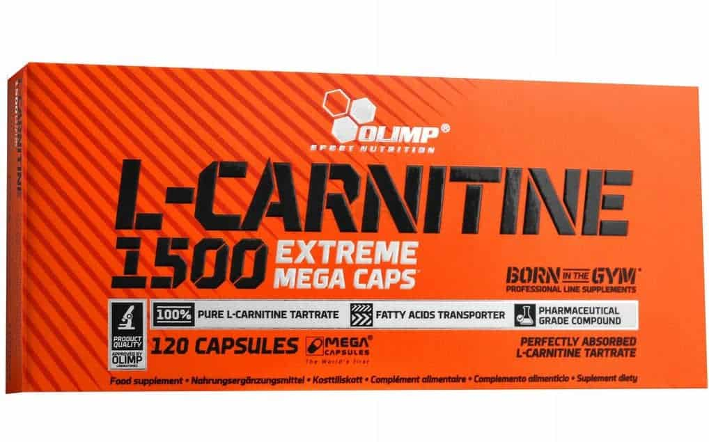 OLIMP L-Carnitine 1500 Extreme MC