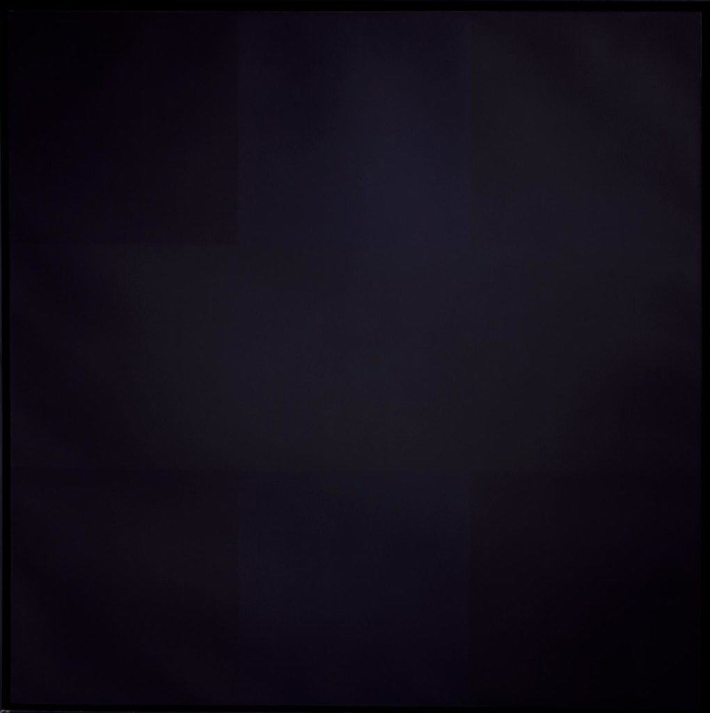 Abstract Painting No. 5 by Ad Reinhardt