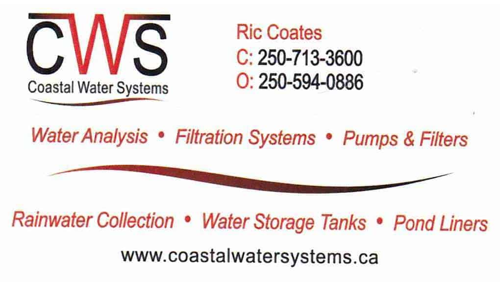 Coastal Water Systems