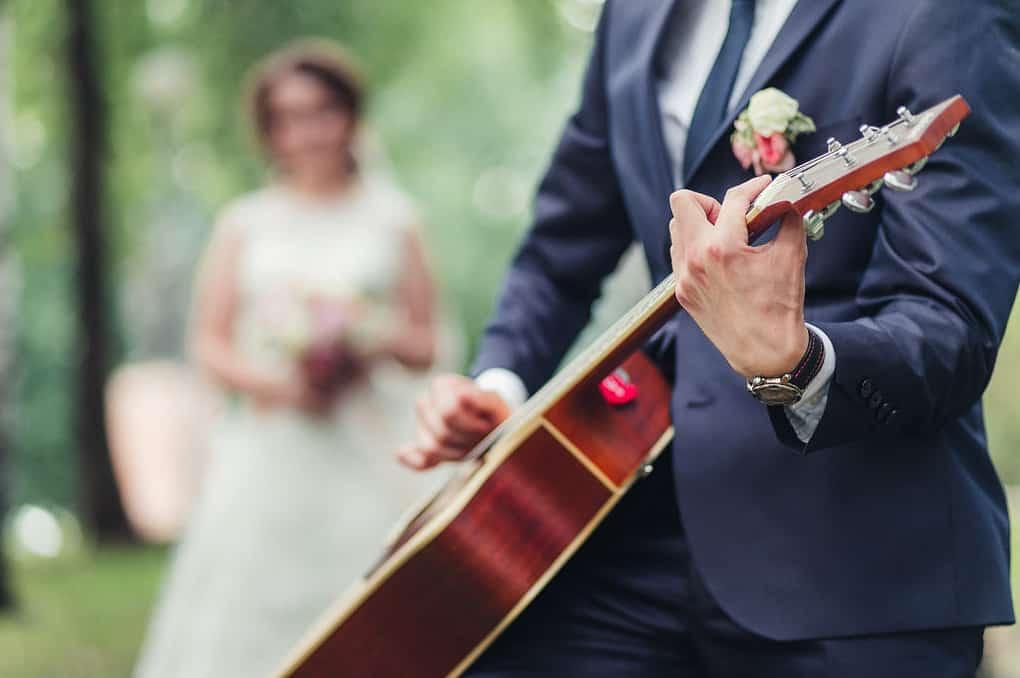 Unterhaltung Hochzeit Musik