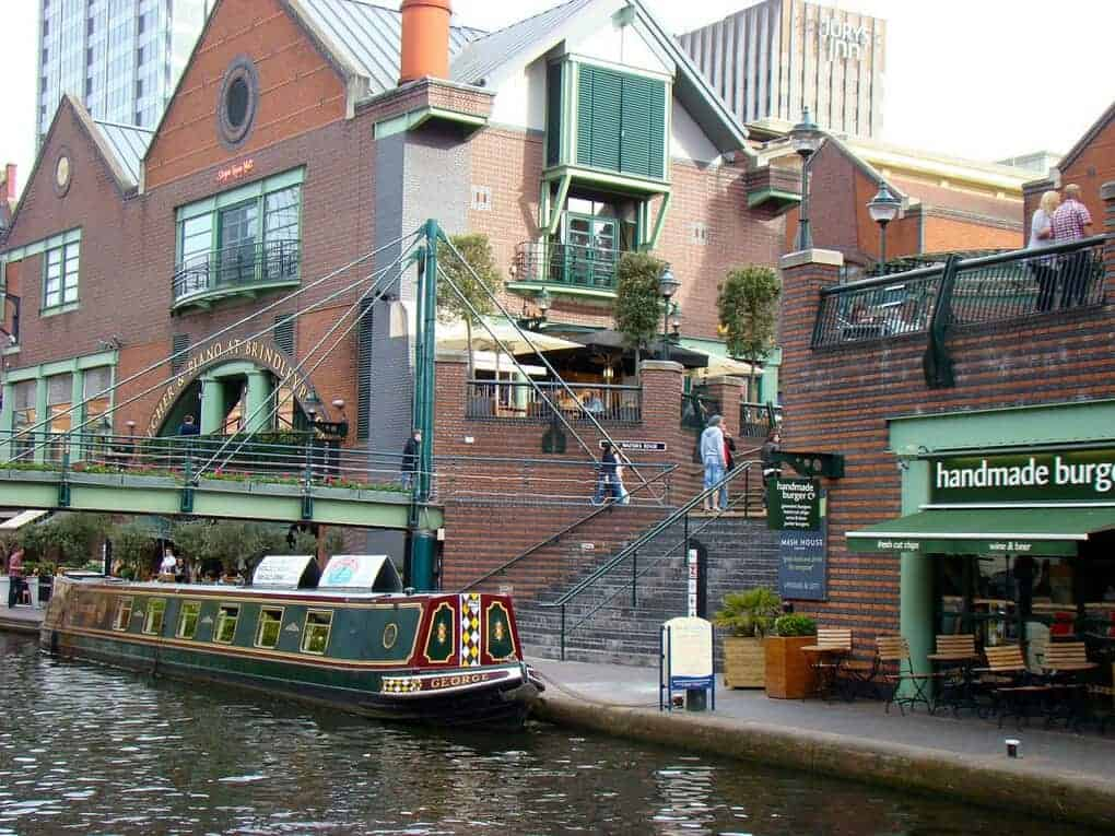 Days out in Birmingham Canals