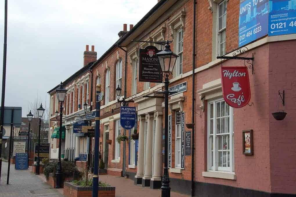 What to do in Birmingham: Visit Jewellery Quarter