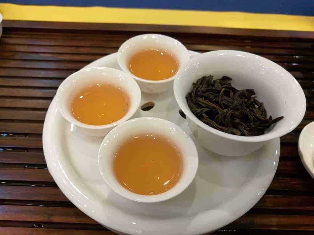 Oolong Tea from Taiwan