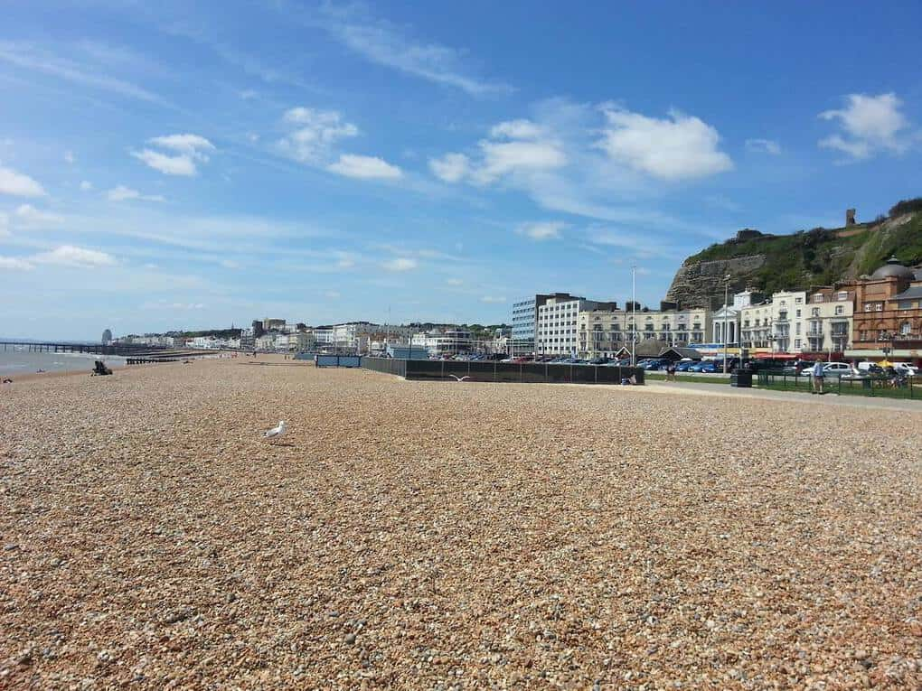Hastings East Sussex