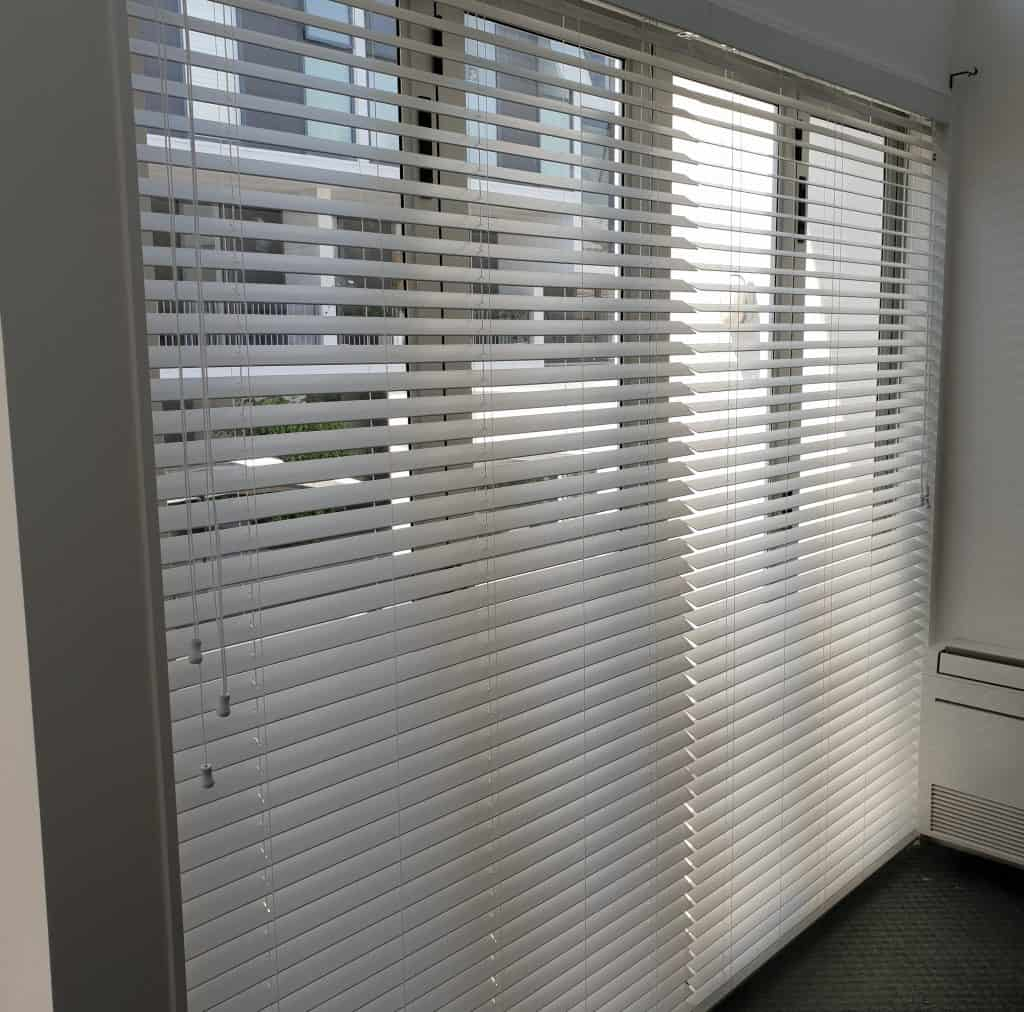 PVC venetian blinds in CBD