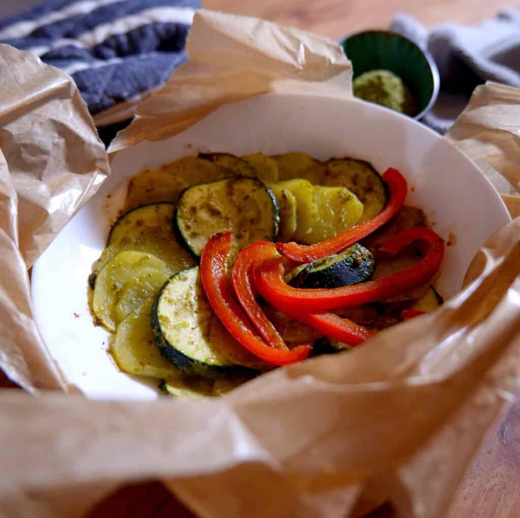 Schnelles Kartoffelgericht