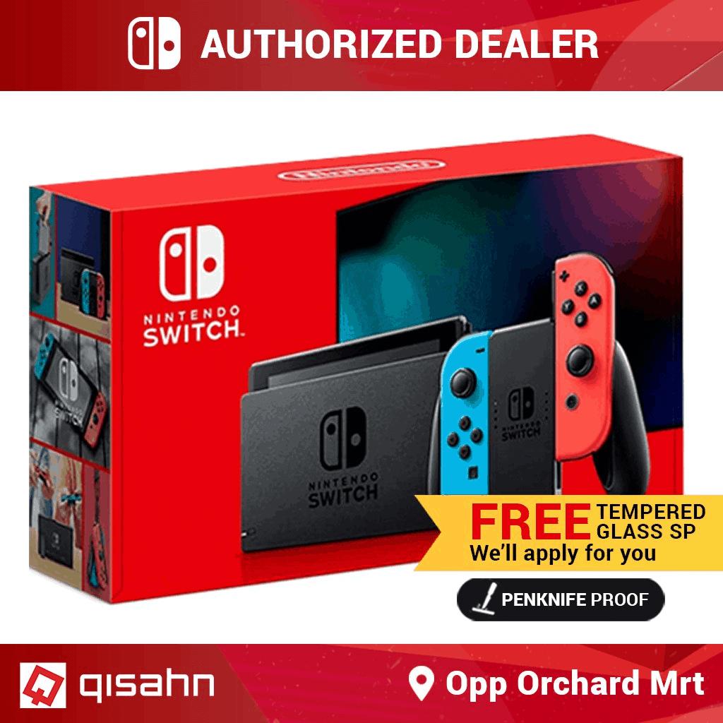 gen 2 nintendo switch price