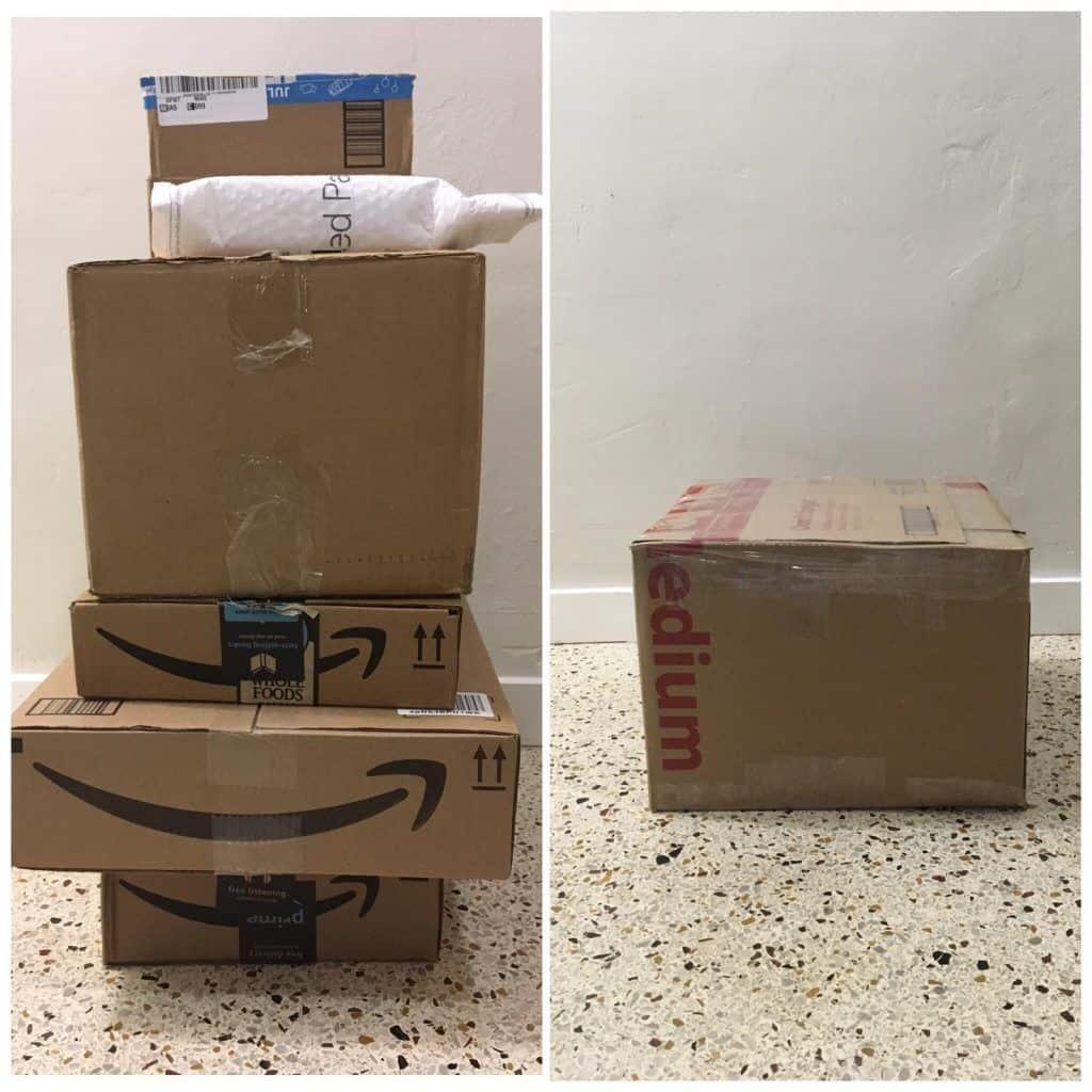 Ahorra con nuestro servicio de re-empacado de tus compras para venezuela
