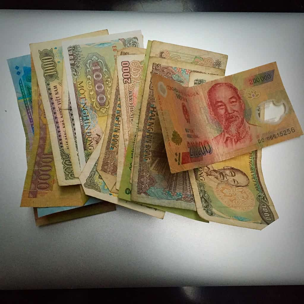 Vietnamese currency | Fun Fact about Vietnam