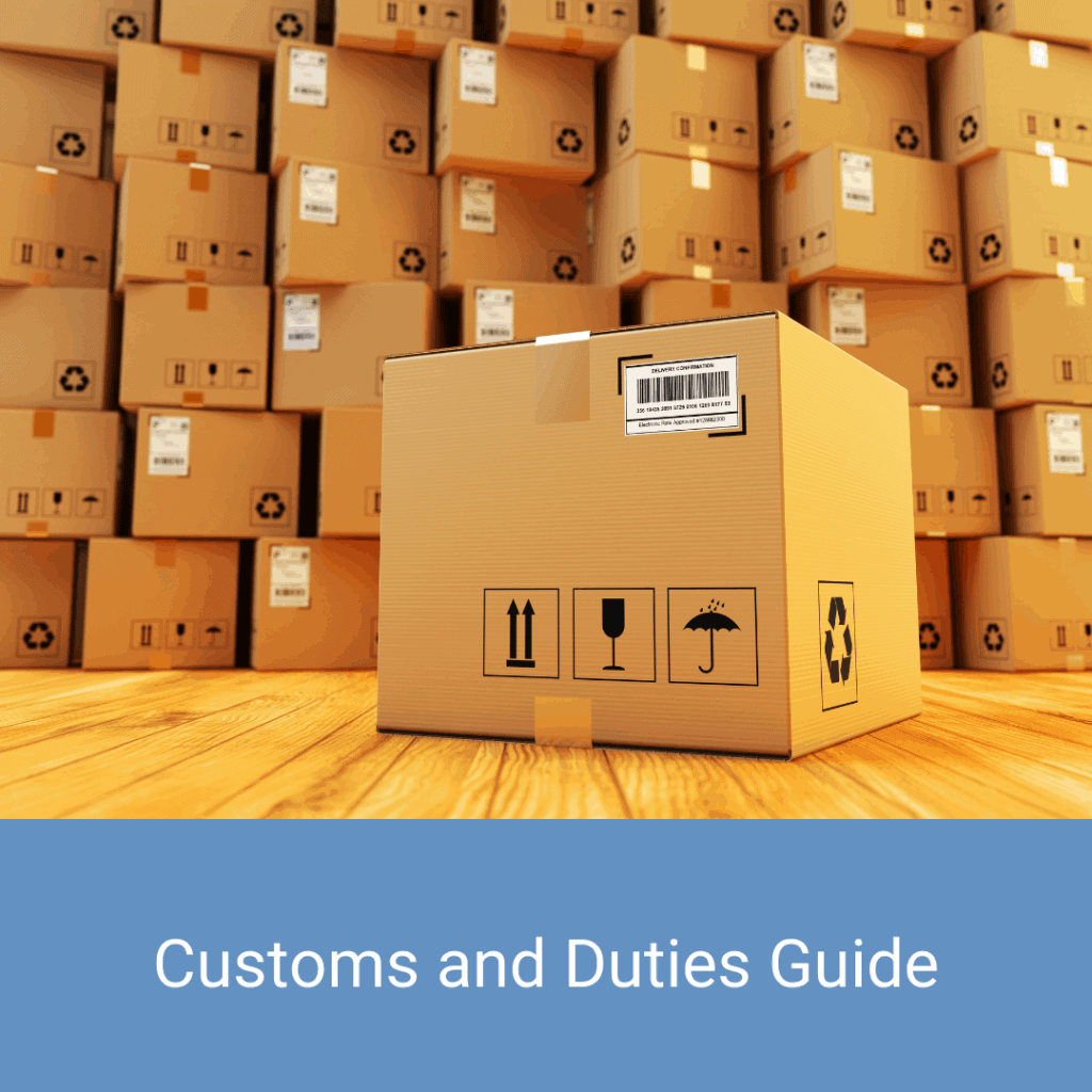 Customs and Duties Guide