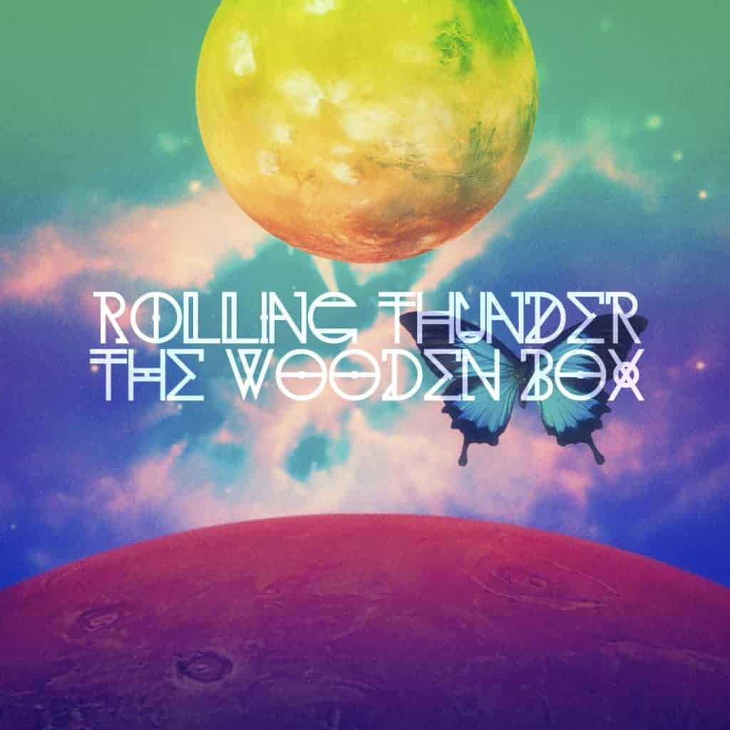 The Wooden Box - Rolling Thunder - Single