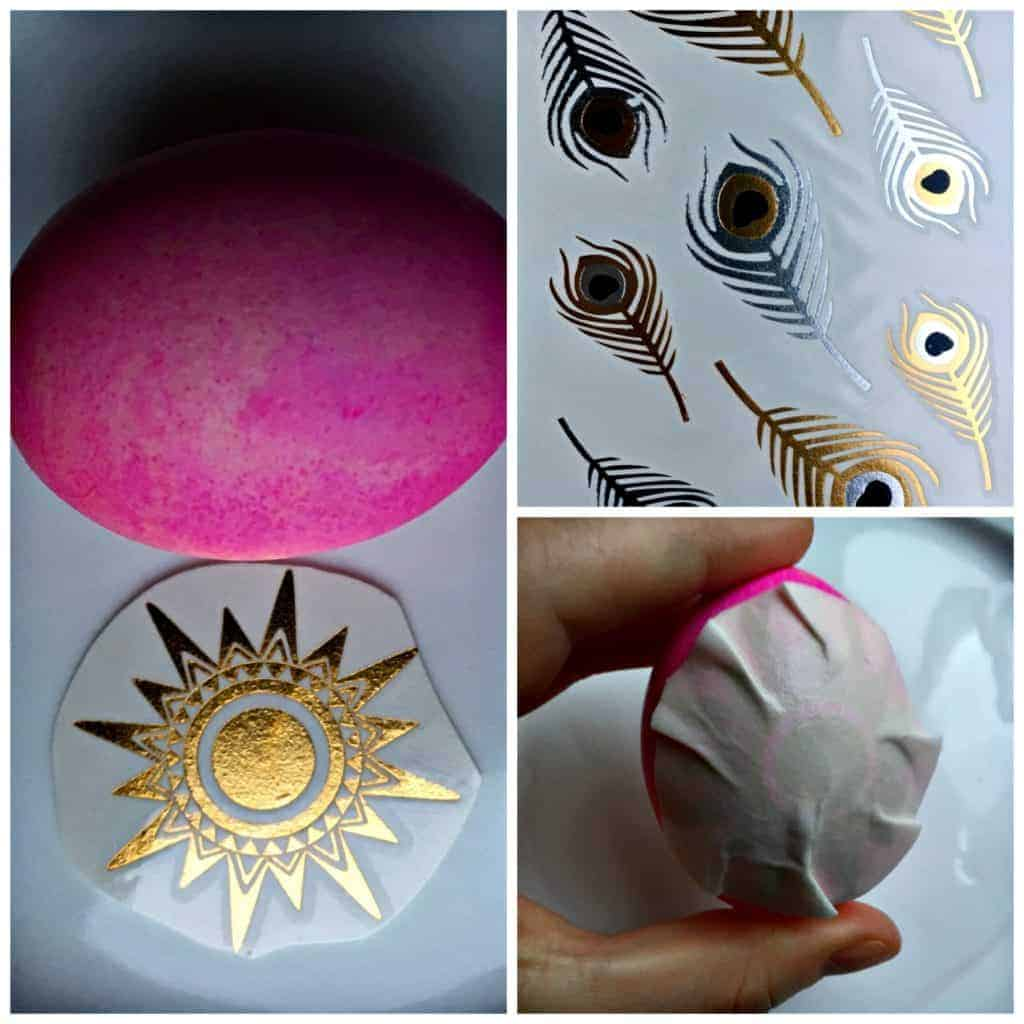 tattooing easter eggs