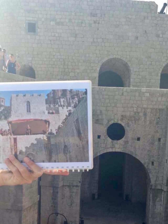 Game of Thrones in Dubrovnik, viel wurde auf der Festung gedreht