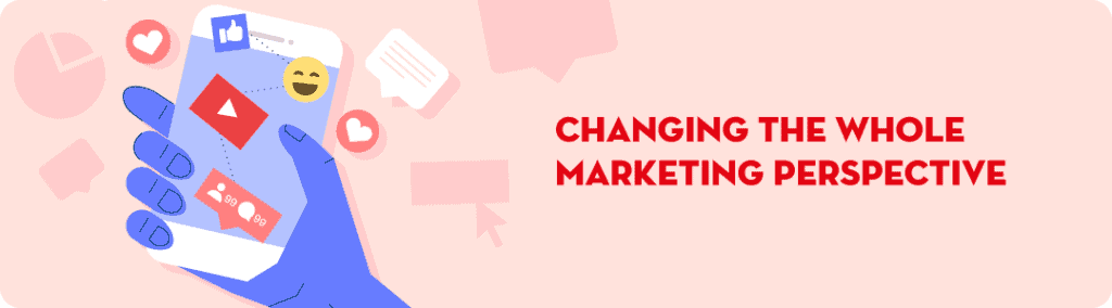 Changing the whole marketing experience