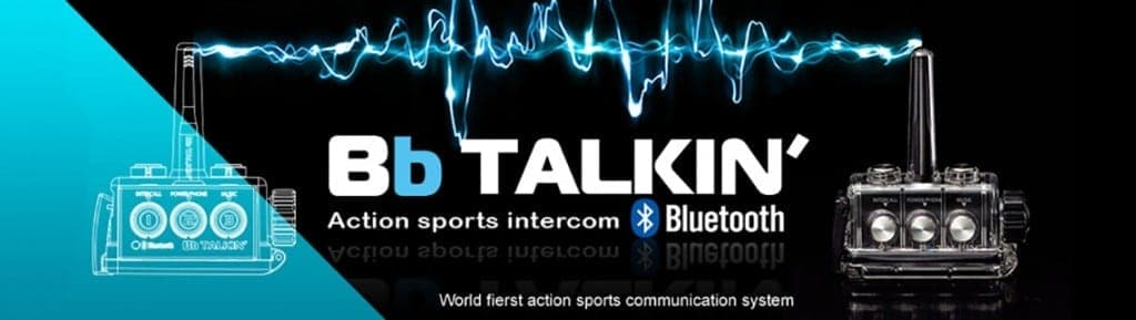 BB Talkin Bluetooth Communication System