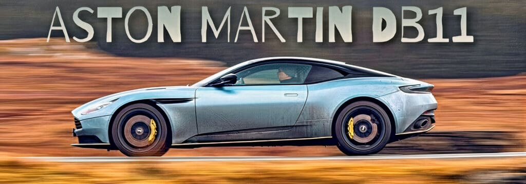 Aston Martin DB11 | Speed, Price, Records, and Specifications (2020)