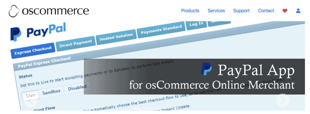 OScommerce ecommerce best platform