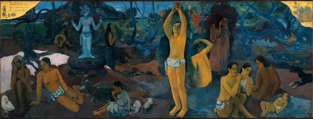 Gauguin art
