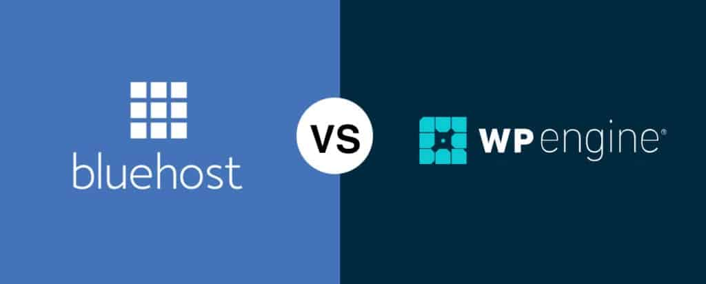 Bluehost vs WP Engine Comparison Which is best for WordPress