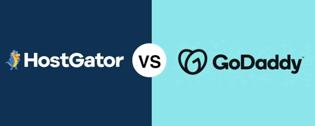 HostGator vs GoDaddy Comparison